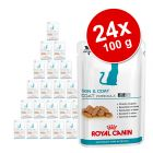 Pachet economic: 24 x 100 g Royal Canin Vet Care Nutrition