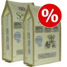 Pachet economic: 2 x 12 kg Simpsons Premium