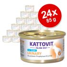 Pack Ahorro: Kattovit Urinary 24 x 85 g