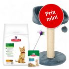 Pack malin spécial chaton : Hill's Science Plan Kitten + accessoires