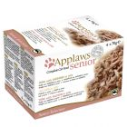Pack mixto Applaws Senior latas en gelatina 6 x 70 g