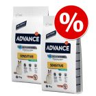 Pack Ahorro: Advance 2 x 3 / 10 / 15 kg pienso para gatos