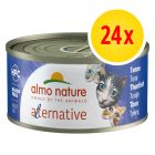 Pack ahorro Almo Nature HFC Alternative 24 x 70 g
