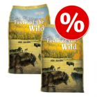 Pack Ahorro: Taste of the Wild 2 x 13 kg