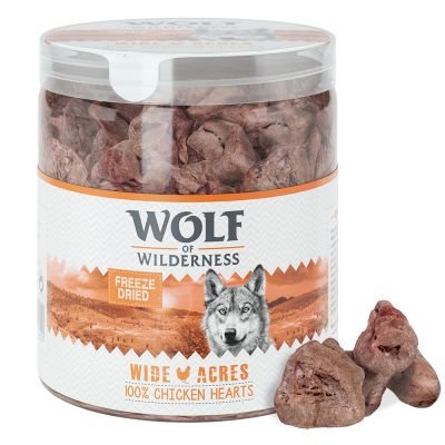 Pack de prueba mixto Wolf of Wilderness: pienso + comida húmeda + snacks