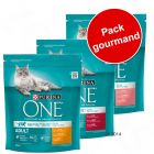 Pack gourmand PURINA ONE