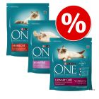 Pack misto: Purina ONE 3 x 800 g