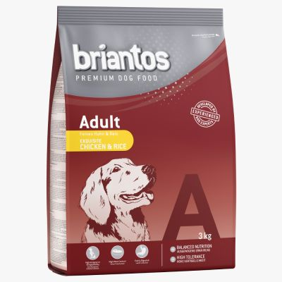 Pack mixto Briantos Adult pienso para perros