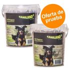 Pack mixto: Caniland Soft bocaditos sin cereales 2 x 540 g