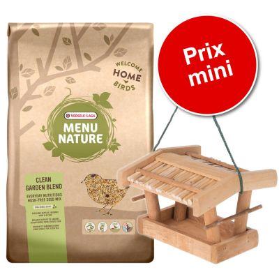 Pack Versele-Laga Menu Nature Clean Garden + Cabane Kitzbühel pour oiseaux 597e6ce4be70
