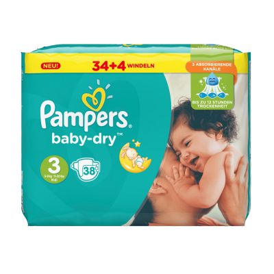 Windelbar Pampers