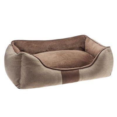 44d4d395e1ce Panier et coussin en cuir synthétique pour chien - À prix avantageux ...