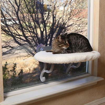 Kh Universal Mount Kitty Sill Panier De Fenêtre Pour Chat Zooplus