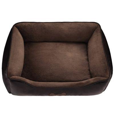 4f30ccc15536 Panier en cuir synthétique pour chien - zooplus