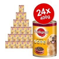 Pedigree Adult Classic Saver Pack 24 x 400g