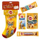 Pedigree Christmas Stocking носок с лакомствами