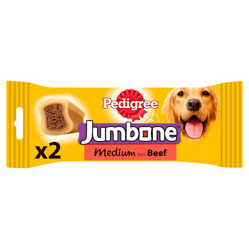 Pedigree Jumbone Medium - Beef