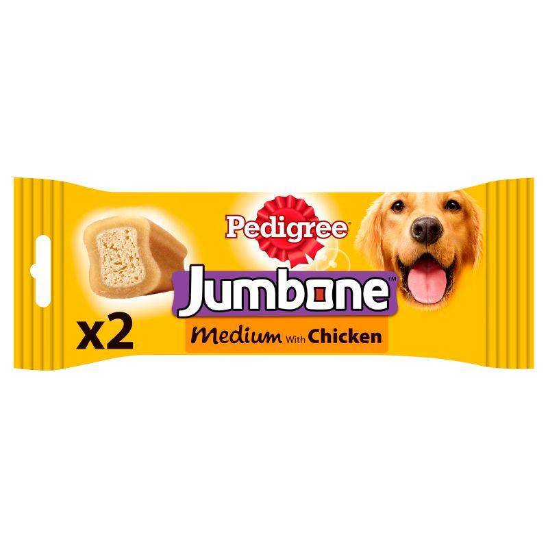 Pedigree Jumbone Medium - Chicken