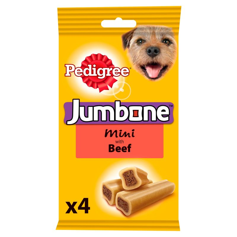 Pedigree Jumbone Mini - Beef