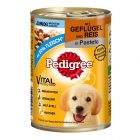 Pedigree Junior Classic Pollame & Riso 12 x 400 g