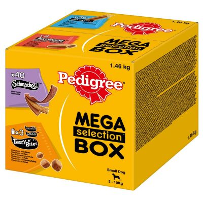 Pedigree Mega Selection Box