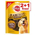 Pedigree Ranchos Originals - 2 + 1 Free!*