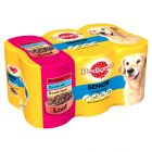 Pedigree Senior Meat Selection in Loaf