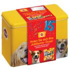 Pedigree Treats Tin