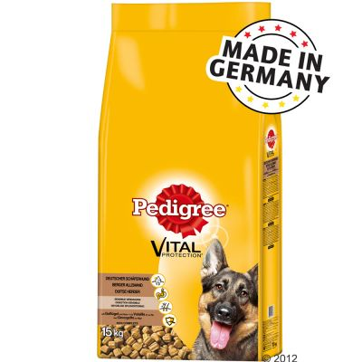 Pedigree Vital Protection Pastore Tedesco
