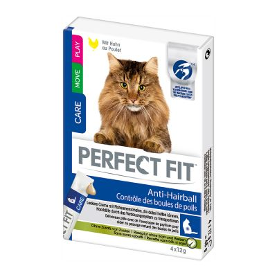 Perfect Fit Anti-Hairball Cat Snacks