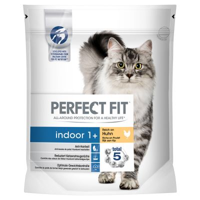 Perfect Fit Indoor 1+ Rijk aan Kip Kattenvoer