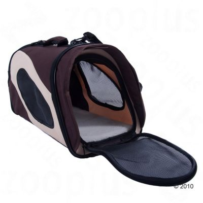 b34211a727 Classic Black Pet Carrier at zooplus