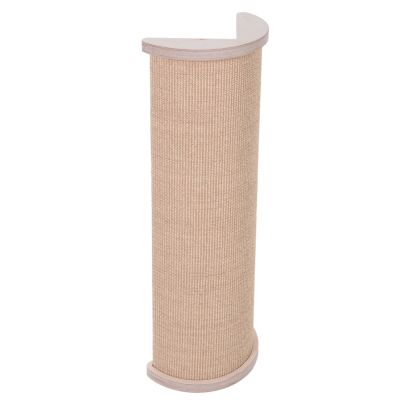 Pet Fun Corner Scratch Barrel