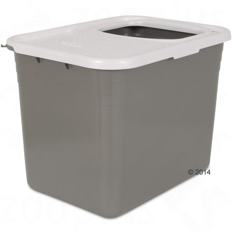Petmate Top Entry Cat Litter Box