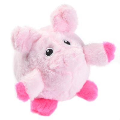 Piggy Pig Gum Massager Dog Toy
