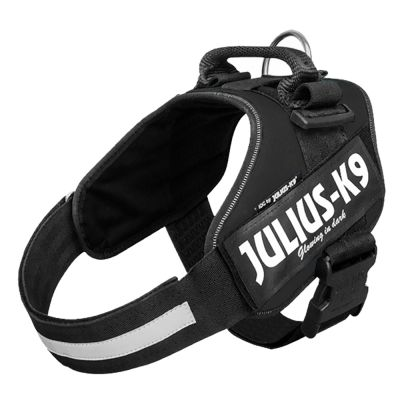 d95856fedd22 Recenzie zákazníkov na Postroj Julius-K9 IDC® Power čierny