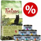 Próbaszett: Purizon 400 g  & Cosma Nature 6 x 70 g