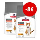 Prezzo speciale! 2 x Hill's Science Plan Feline