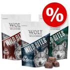 Prezzo prova! Wolf of Wilderness Snack - Wild Bites