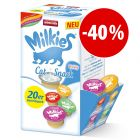 Prezzo speciale! 20 x 15 g Multipack Animonda Milkies Selection