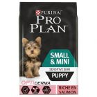 PRO PLAN Small & Mini Puppy Sensitive Skin saumon