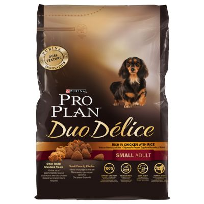 Pro Plan Duo Delice Small Breed Pollo & Riso