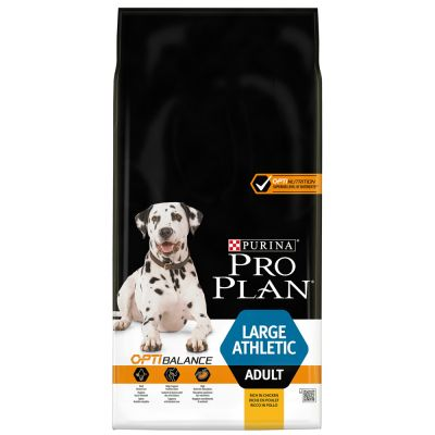Pro Plan Large Adult Athletic OptiBalance Pollo & Riso