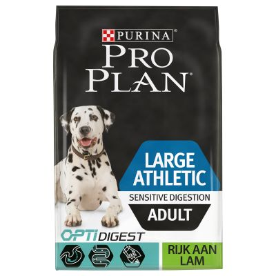 Pro Plan Large Athletic Adult Optidigest - Lam & Rijst