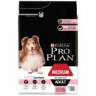 PRO PLAN Medium Adult Sensitive Skin OPTIDERMA - Laks & ris