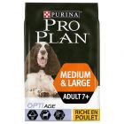 Pro Plan Medium & Large Adult 7+ OptiAge kuře