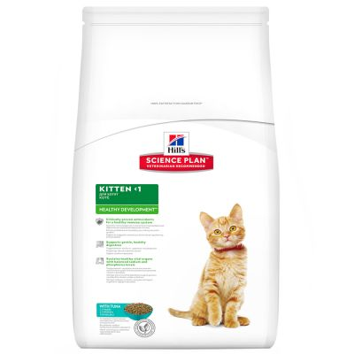 Probeerpakket Hill's Science Plan Kitten 2 x 400 g