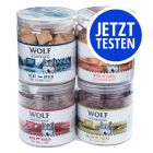Probierpaket Wolf of Wilderness Snacks 280 g