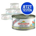 Probierpaket: Almo Nature Legend 6 x 70 g