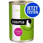 Probierpaket Cosma Original in Jelly 6 x 400 g